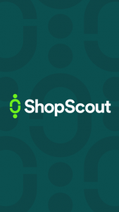 Shopscout Homescreen